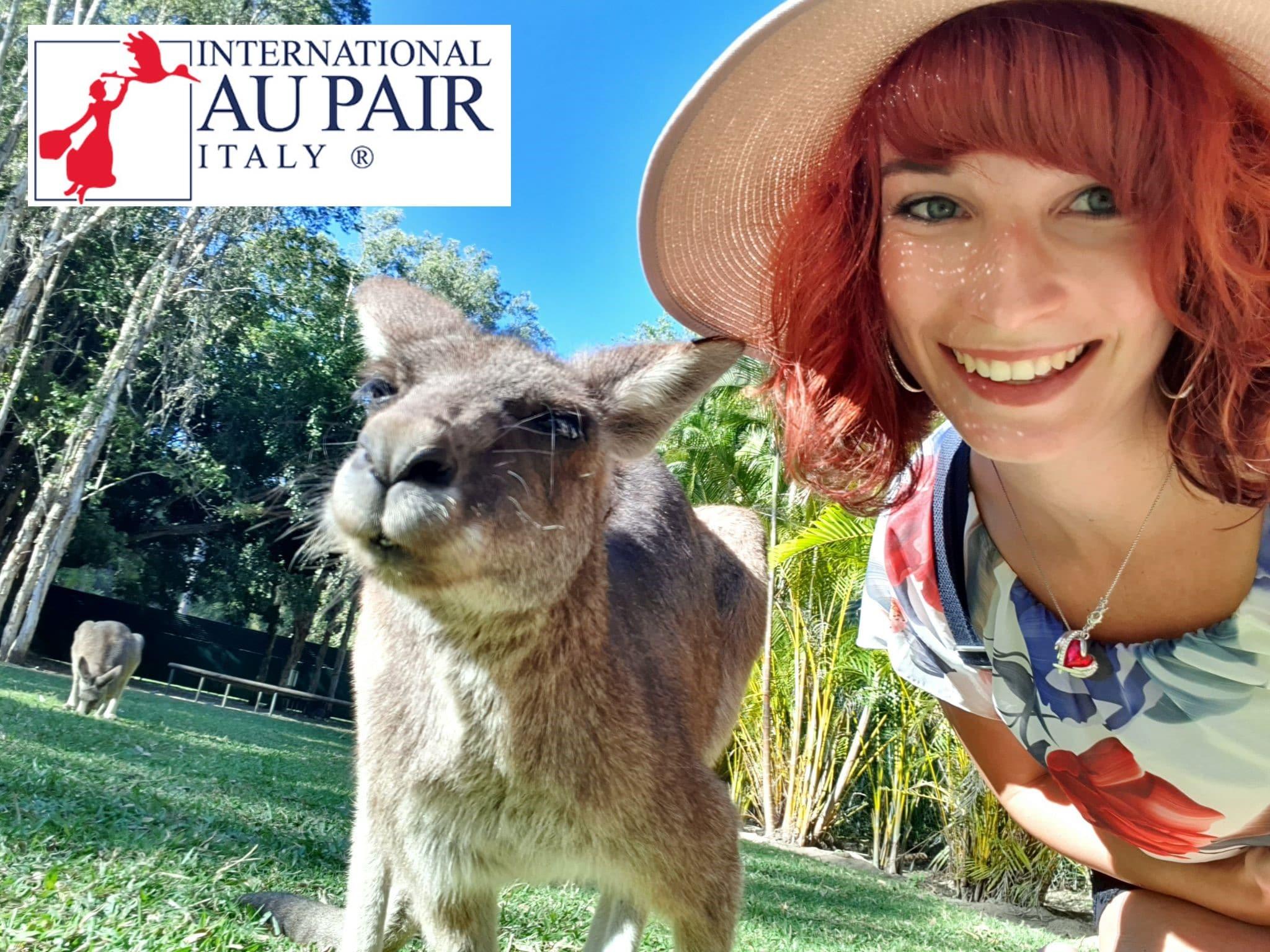 international au pair italy australia